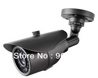 "Free shipping  , 1/3""  Sony  Exview  CCD 700 TVL,  20meters IR visual distance Weatherproof  camera"