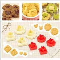 40pcs Cookies Mold Baking Tools ABS materials DIY Animal Shape Chocolate Cookies Mold