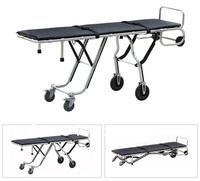 DW-TR007 aluminum alloy corpse trolley hospital instrument
