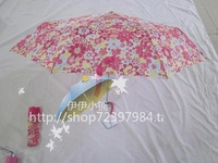 Umbrellas Single promotional  women's   umbrella Free shipping