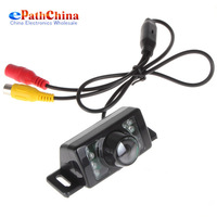 Waterproof Car Rearview Rear View Camera For Vehicle Parking Reverse System With 7 IR Leds Night Vision