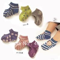 free shipping Cbl slip-resistant socks baby sock slippers baby newborn socks cutout male child socks female child socks 306141
