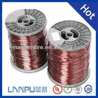 1.0 mm Enameled aluminum wire for motors