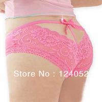 Women's Sexy Lace Panty Briefs Knickers Bikini Lingerie Underwear  Free Shipping Dropshipping SL00043