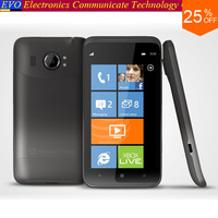 "Unlocked Titan II x825a (Black) 4G GSM Wifi 16MP GPS 4.7"" touchscreen Windows 7.5 Smartphone free shipping"