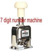 Numbering Machine 7 digit