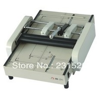 A3 size Saddle Booklet Maker and Paper Folding Machine