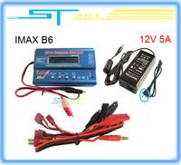 IMAX B6 Digital RC Lipo NiMh Battery Balance Charger+AC POWER 12V 5A Adapter 2S-6S 7.4V-22.2V  Free shipping remote control
