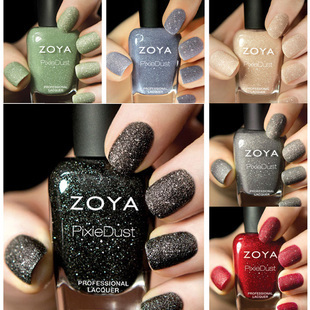 Free shipping Zoya nail polish oil summer fairy pixie dust zp658-zp683 series