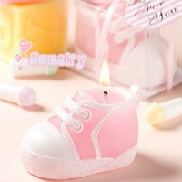Wholesales for 10pcs/lot handmade birthday gift, Wedding candle, birthday candle, Shoes candle,baby candle