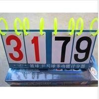 Free Shipping Hot Nice 4 Digit Flip A Score Multi Sports Flip used scoreboard for sale for Basketball Tennis