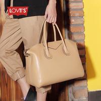 free shipping Fashion bags genuine leather women's handbag cowhide 2013 vintage one shoulder handbag