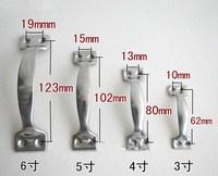 50pcs 102mm 304 Stainless Steel Door Pulls Drawer Knobs Cheap Furniture Cabinet Doors Kitchen Cabinet Doors Handles