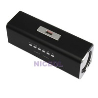 NI USB Mini Portable Speaker Micro SD TF Stereo FM Radio For Apple iPhone PC MP3