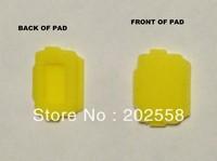 Replacement Yellow Seal Rubber Charger Door Rubber Seal trapdoor gasket for iphone 5 waterproof case parts