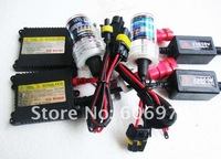 12v DC 35W H7 super slim ballast HID xenon Conversion slim kit headlight 4300k to 12000k