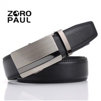 male cowhide belt buckle strap male commercial strap genuine leather belt