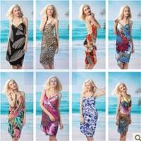 Slim plus size fashion racerback suspender skirt bikini skirt mantillas sun beach dress shirt beach clothes