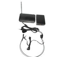 MWL K02 Mini Wireless Headset Microphones System