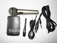Конференц-система Pro G-900L UHF 400 Channel Wireless Microphone System Lapel or Headset microphone DJ & Karaoke