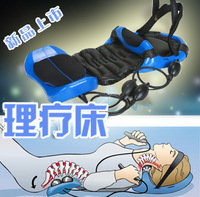 Natural cervical and lumbar traction device cervical lumbar therapeutic apparatus cervical and lumbar massage physical therapy