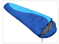 Mummy sleeping bag outdoor camping sleeping bag summer adult camping tent sleeping bag