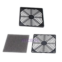 NI5L NEW Fan Dust Filter Screen120mm PC Computer Case W