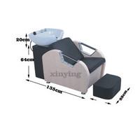 hot sale salon shampoo chair/shampoo bed