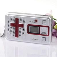 8g bible player fy-5 2 mp3 radio