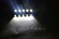 Auto 5LED 5W Daytime Running Lights Free Shipping 2PCS/LOT
