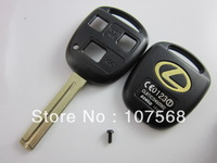 Lexus Remote Key Shell 3 Button TOY48( short ) 5pcs lot