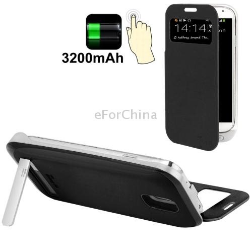 Зарядное устройство Black3200mAh & /samsunggalaxys4i9500 зарядное устройство duracell cef14 аккумуляторы 2 х aa2500 mah 2 х aaa850 mah
