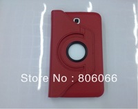 """Wholesale - 360 Degree Rotating Magnetic Smart PU Leather Stand Case Cover For Samsung Galaxy Tab 3 tab3 7"""" P3200"""