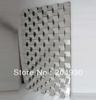 MR-201235 modern faced wall mirror decor