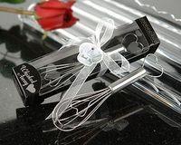 Wedding favor 20pcs/lot wedding favor gift Whisked Away Heart Whisk