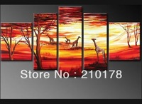 Free shipping handmade oil painting on canvas modern 100%  Best Art oil painting original directly from artist  AR-074