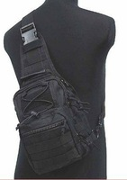 Tactical Outdoor Sport Bags Tactical Molle Utility Gear Shoulder Sling Bag Black S free ship