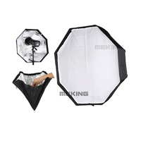 Selens umbrella softbox For SpeedLight/ Flash 80cm/32in Octagon Softbox S8080b
