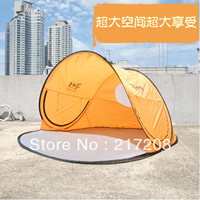 Folding tent beach fishing tent, sun shelter ,beach tent , sun-shading pad