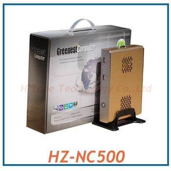 2013 Thin Client X86 mini Computer hotel PC with Intel Atom N270 1.60Ghz CPU 1GB RAM 160GB HDD, 32 Bit