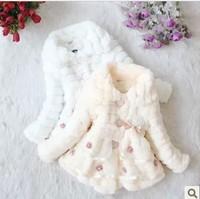 Retail 2013 Baby Girls winter jacket warm children Warm coat Children Winter Leopard Printing Outerwear free shipping  y1778