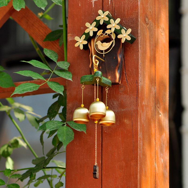 Как сделать самому колокольчик на двери