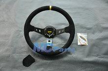 popular momo suede steering wheel