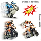 2013 New Products RC Moto Racer Speed remote control toys Mini RC toys special effects with light(China (Mainland)