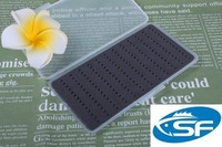 SanFeng Super Slim Fly Fishing Box  Holds 168 Fly Flies 183*103*14mm