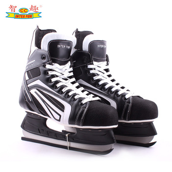 Canvas skatse skate shoes skating shoes ice hockey shoes professional 507 fitted