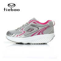 Femalebody shaping shoes fashion swing  shoes shape ups sport shoes casual  breathable shock absorbing  wearable plus size