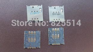 20pcs/lot original new sim card reader holder tray module for Sony Ericsson P LT22 LT22I