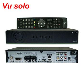 vu twin Cheapest Newest V3.2 Vu Solo VU+Solo PVR Linux Smart Single Tuner Digital dvb-s2 HD Receiver
