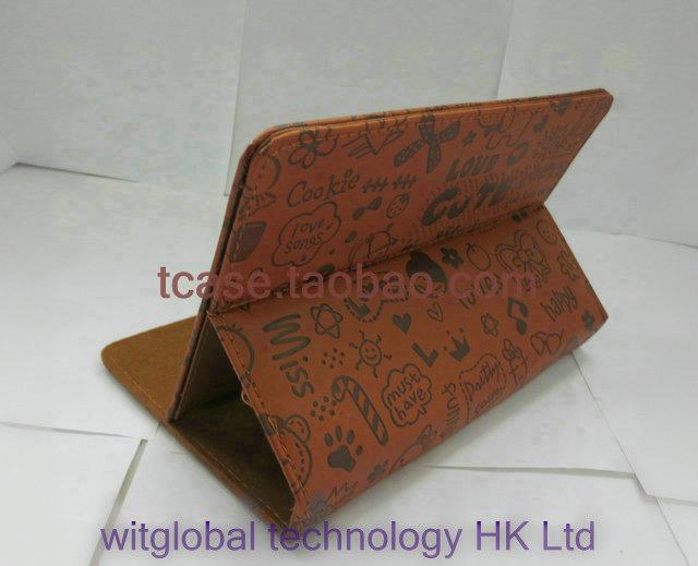 Lenovo-ideatab-A1000-A3000-A1010-A5000-Tablet-Cute-Cartoon-LEATHER